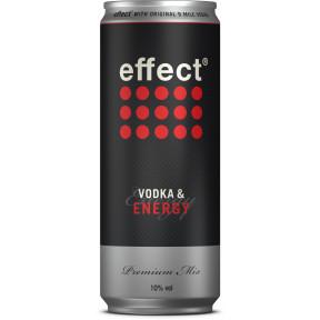 Effect Vodka Energy 10% 0,33L
