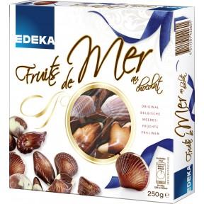 EDEKA Fruits de Mer au Chocolat