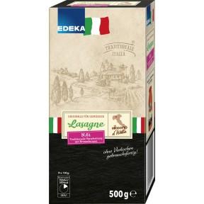 EDEKA Italia Nudeln Lasagne 500 g