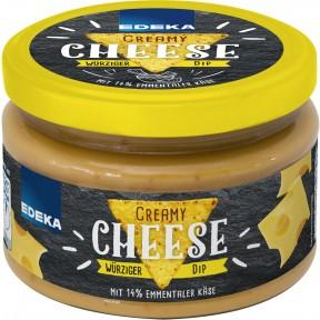 EDEKA Creamy Cheese würziger Dip