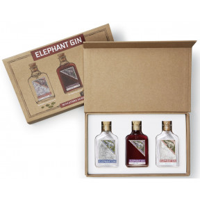 Elephant Gin Miniature Tasting Set 3x 50ML