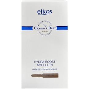 Elkos Ocean's Best Hydra Boost Ampullen 7x 2 ml