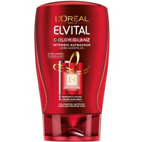 L'Oreal Elvital Color-Glanz Intensiv-Aufbaukur 125 ml