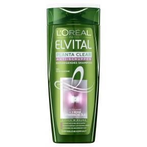Loreal Elvital Planta Clear Anti-Schuppen beruhigendes Shampoo