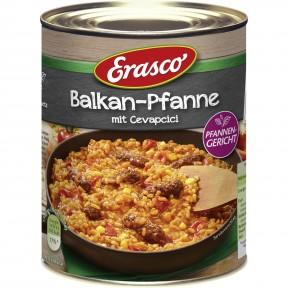 Erasco Balkan-Pfanne mit Cevapcici 800 g