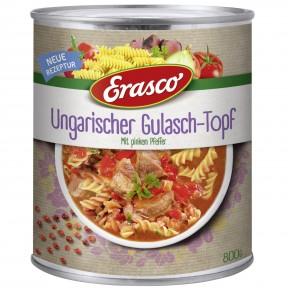 Erasco Ungarischer Gulasch-Topf 800 g