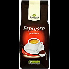 Alnatura Bio Espresso gemahlen 250G