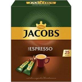Jacobs Typ Espresso Sticks 25x 1,8 g