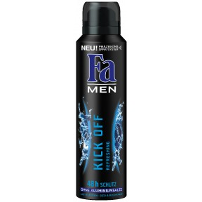 Fa Deospray Men Kick Off 150 ml