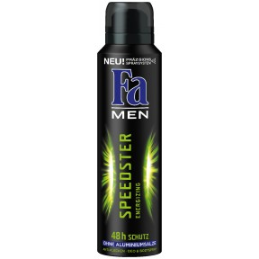 Fa Deospray Men Speedster