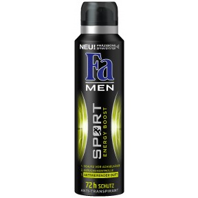 Fa Deospray Men Sport Energy Boost 150 ml