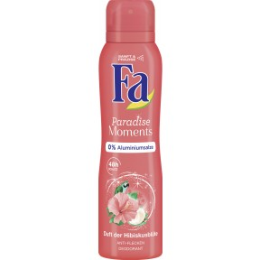 Fa Deo-Spray Paradise Moments 150 ml