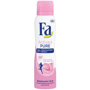 Fa Active & Pure Deospray