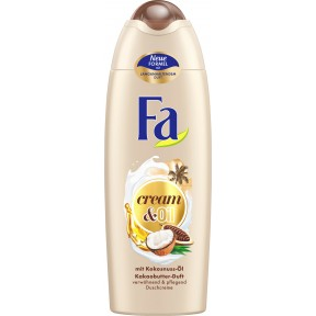 Fa Duschcreme Cream & Oil 250 ml