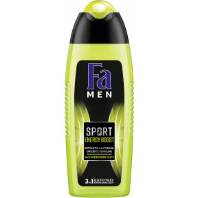Fa Duschgel Men Sport Energy Boost 250 ml