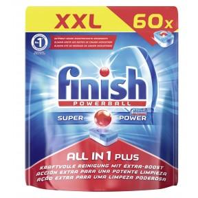 Finish Powerball Super Power All in 1 Plus Spülmaschinentabs