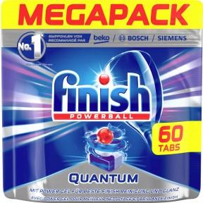 Finish Powerball Quantum 60 Tabs