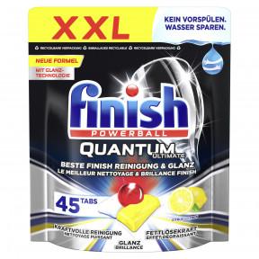 Finish Powerball Quantum Ultimate Tabs Citrus XXL-Packs 45ST
