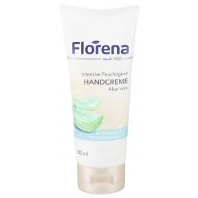 Florena Handcreme Aloe Vera für normale bis trockene Haut