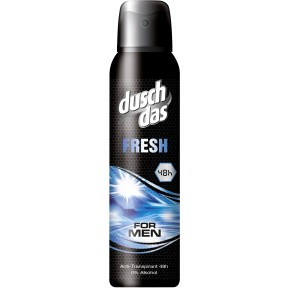 Duschdas Deospray Fresh for Men