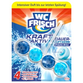 WC frisch Kraft-Aktiv Frische Brise Duftspüler