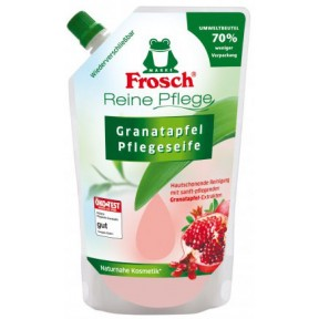 Frosch Pflegeseife Granatapfel Nachfüllpack