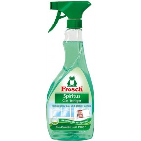 Frosch Spiritus-Glasreiniger Sprühflasche