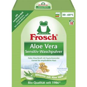 Frosch Aloe Vera Sensitiv-Waschmittel 1,35KG 18WL