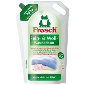 Frosch Fein & Wollwasch Balsam flüssig 1,8 L