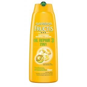 Garnier Fructis Shampoo 2 in 1 Oil Repair 3