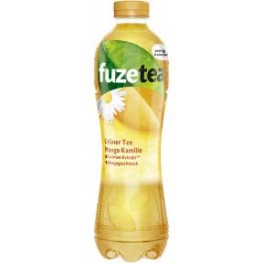 Fuze Tea Grüner Tee Mango Kamille 1 ltr PET