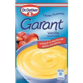 Dr.Oetker Garant Vanille Geschmack