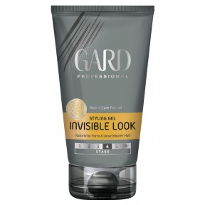 Gard Styling Gel Invisible Look