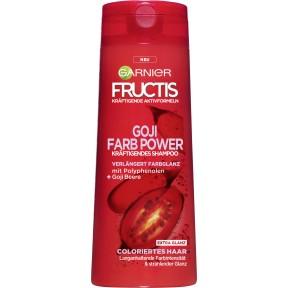 Garnier Fructis Goji Farb Power kräftigendes Shampoo 250 ml