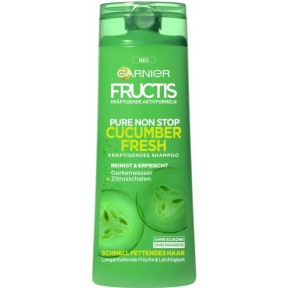 Garnier Fructis Cucumber Fresh kräftigendes Shampoo
