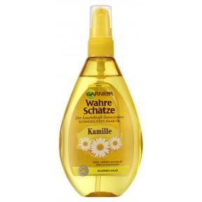Garnier Wahre Schätze Der Leuchtkraft-Intensivierer Kamille schwereloses Haar-Öl