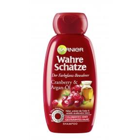Garnier Wahre Schätze Der Farbglanz-Bewahrer Cranberry & Argan-Öl Shampoo