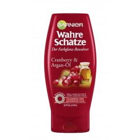 Garnier Wahre Schätze Der Farbglanz-Bewahrer Cranberry & Argan-Öl Spülung