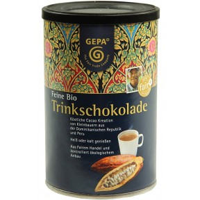 GEPA Fairtrade Bio Trinkschokolade 250 g