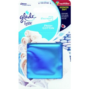 Glade by Brise discreet Fresh Cotton Nachfüller 1 Stück