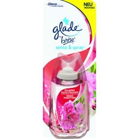 Glade by Brise Sense & Spray Bezaubernde Kirsche & Pfingstrose Nachfüller 18 ml