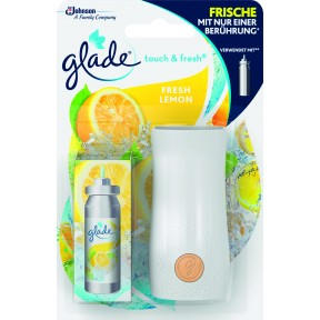 Glade Touch & Fresh Fresh Lemon Minispray 10 ml
