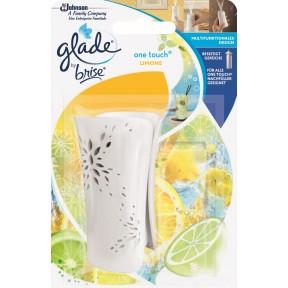 Glade by Brise One Touch Minispray Limone Spender und Nachfüller