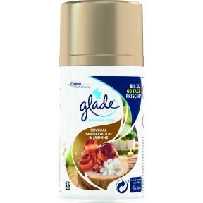 Glade by Brise Automatic Spray Sensual Sandalwood & Jasmine Nachfüller 269 ml