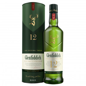 Glenfiddich 12 Jahre Single Malt 0,7 ltr