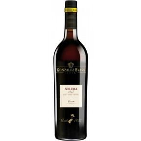 Gonzalez Byass Solera 1847 Cream Dulce Sherry 0,75 ltr