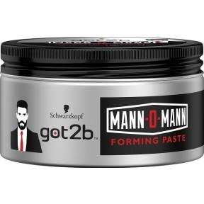 Schwarzkopf got2b Mann-O-Mann Forming Paste Halt 4 100 ml