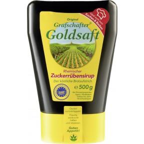Grafschafter Goldsaft Zuckerrübensirup Squeezeflasche 500 g