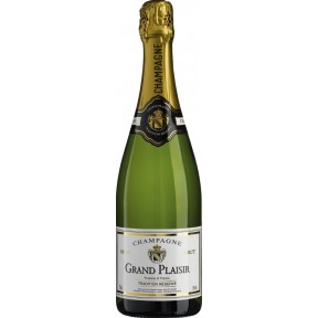 Grand Plaisir Champagner Brut