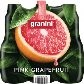 Granini Pink Grapefruit Nektar 6x 1 ltr PET